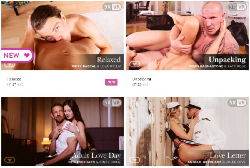 Erotic Virtual Real Porn Site - Review by VRpornreviews.net